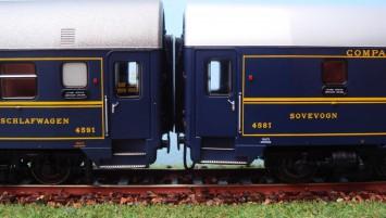 11. Tysk hhv. dansk påskrift ved vognenderne